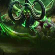Illidan WOW Legion